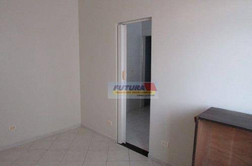 Imagem 1 de 18 de Apartamento Com 1 Dormitório Para Alugar, 60 M² Por R$ 1.500,00/mês - Vila Valença - São Vicente/sp - Ap2483