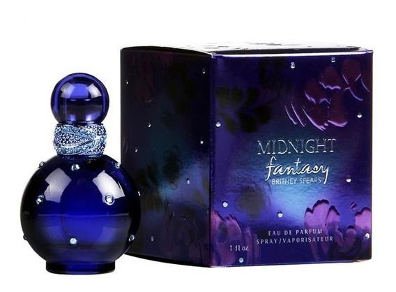 Colônia Britney Spears Midnight Fantasy