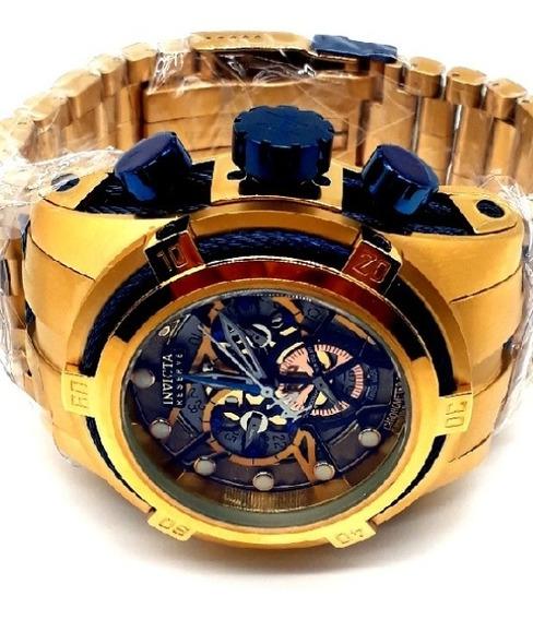 Relógio Invicta Bolt Zeus Eskeleto Novo Com Frete Grátis