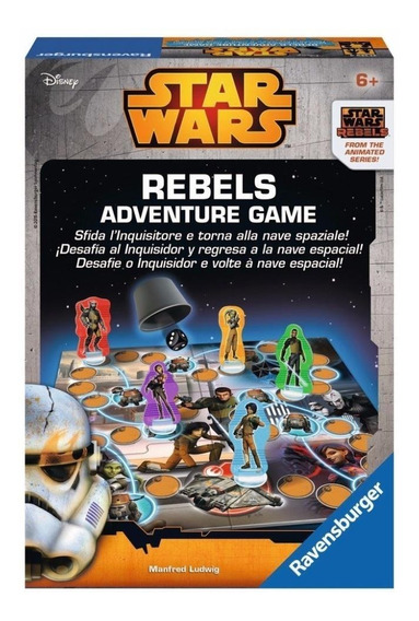 Star Wars La Rebellion Juego Mesa Ravensburger 21149