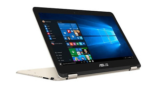 Notebook Zenbook Asus X360 13.3 Touch Fhd I5-7 8gb 512gb Ssd