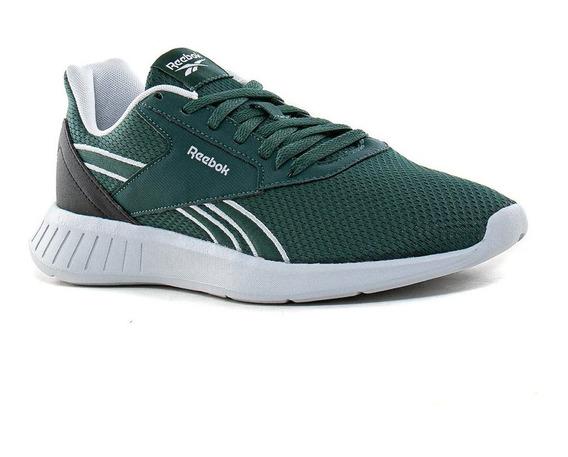 Zapatillas Reebok Line 2.0 Running Hombre Verde