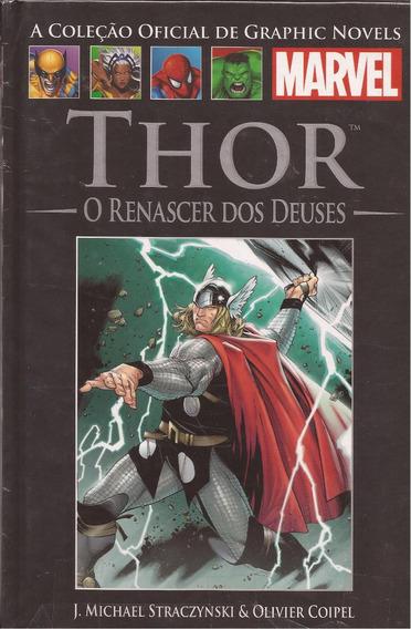 Thor - O Renascer Dos Deuses (salvat 52) Frete $12