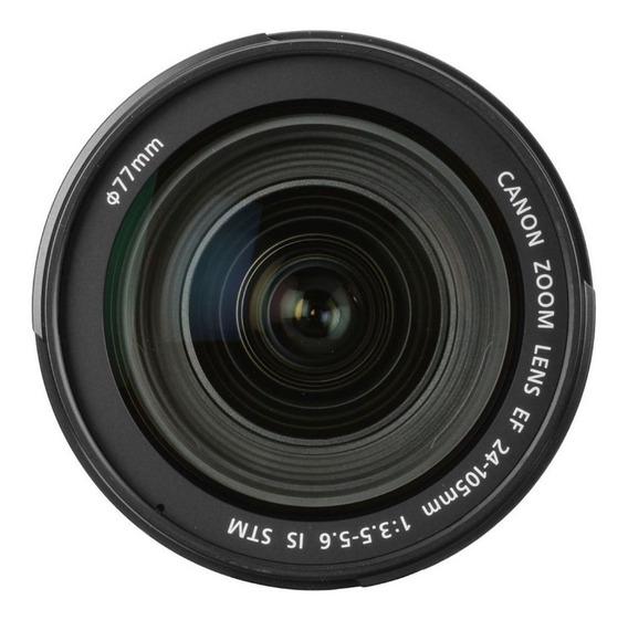 Lente Canon 24-105mm F/3.5-5.6 Is Stm Fullframe 12xsem Juros