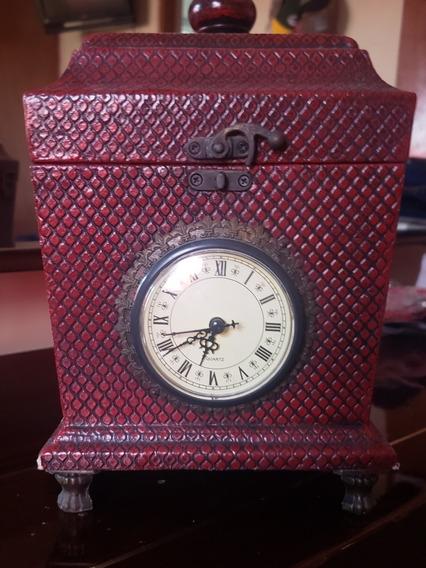 Joyero Reloj