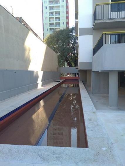 Apartamento Para Venda Em São Paulo, Santana, 1 Dormitório, 1 Banheiro - Cap0030_1-1180159