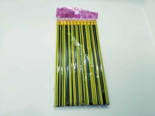 Pack Lapices Escolares X 12 Lápices.