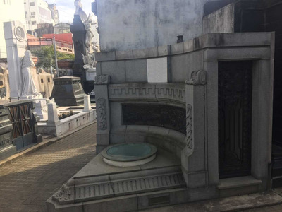 Bovedas En Cementerios Metropolitanos