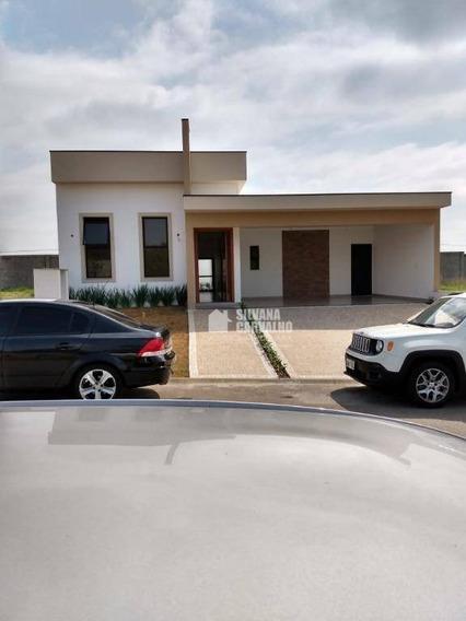 Casa À Venda No Condomínio Vila Dos Manacás Em Itu/sp - Ca7799