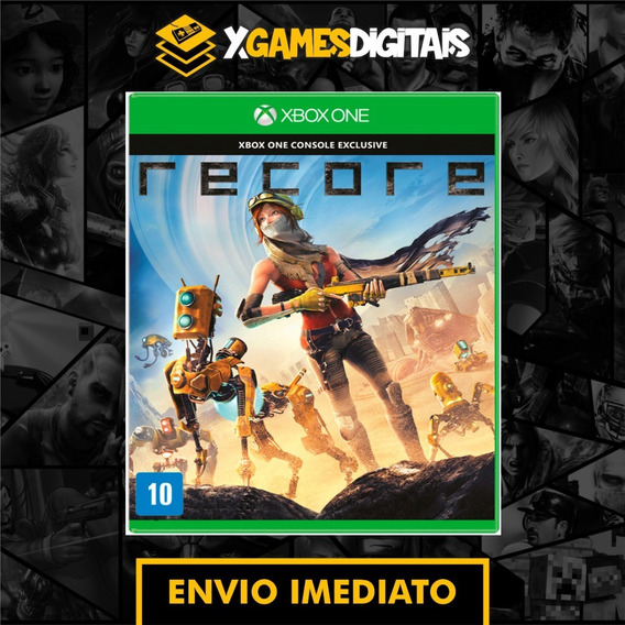 Recore Xbox One Midia Digital + 1 Jogo Grátis