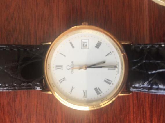 Relógio Omega De Ville Ouro 18k