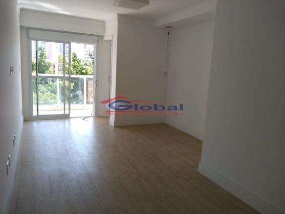 Apartamento Para Locação No Bairro Jardim Em Santo André - Cod: Gl37558 - Gl37558