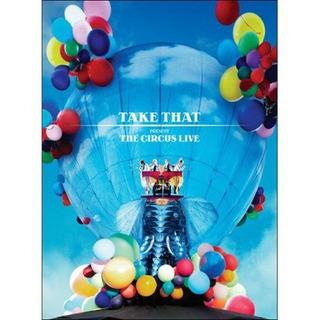 Dvd : Take That - Circus Live (portugal - Import, Ntsc F...
