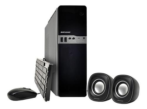 Pc Banghó Cross B02 A3 Amd Athlon 3000g 4gb Ssd 240gb Win10