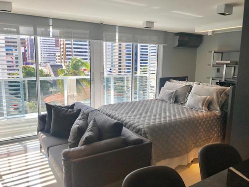 Imagem 1 de 15 de Apartamento Luxo Beiramar  À Venda Ou Aluguel  Mobiliado Beira Mar - Praia De Tambaú - João Pessoa -pb - Ap0542