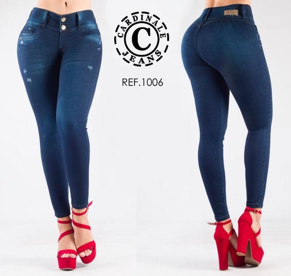 Jeans Strech De Dama