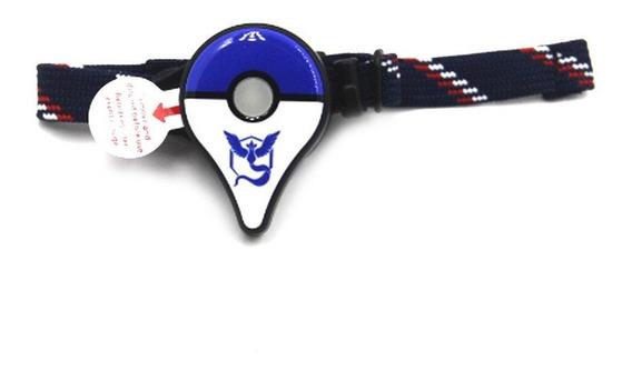 Pokemon Go Plus Pulseira Automático Nintendo-azul