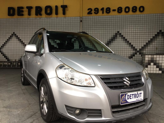 Sx4 2.0 4x4 16v Gasolina 4p Manual 2013
