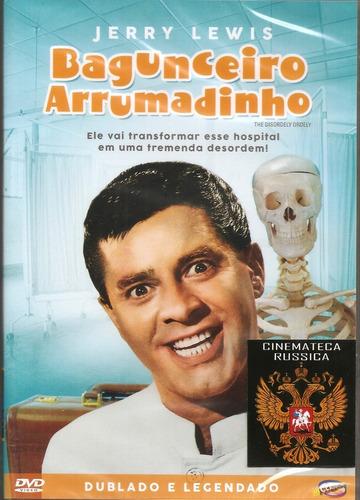 Dvd Bagunceiro Arrumadinho, Com Jerry Lewis,   1964  +