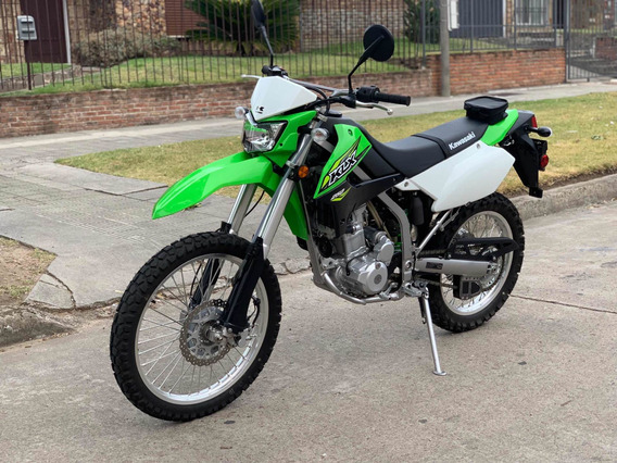 Kawasaki Klx 250 Nueva En Garantía!!!! Permuto, Financio!!