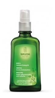 Aceite Abedul Celulitis Weleda - Tonifica, Reafirma - Vegano