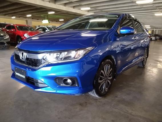 Honda City Ex 2018