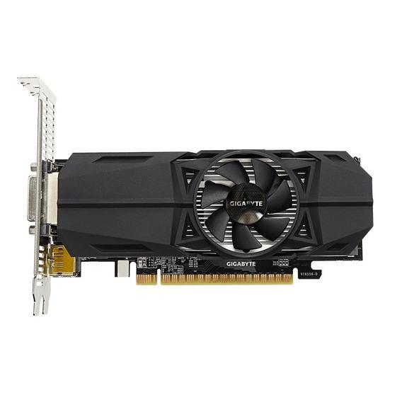 Placa De Video Gigabyte Geforce Gtx 1050ti 4g Oc Low Profile