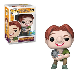 Figura Funko Pop 574 Quasimodo - Disney Oferta!