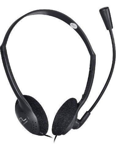 Fone De Ouvido Multilaser Ph002 Com Microfone Headset