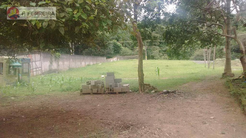 Chácara Residencial À Venda, Jardim Branca Flor, Itapecerica Da Serra. - Ch0050