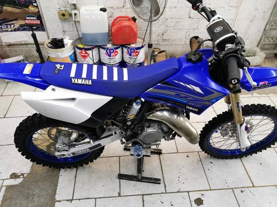 Yamaha 85 2019 Con Equipo Fmf Flou Bud Racing