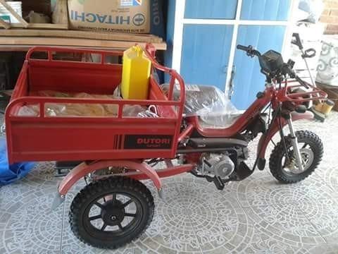 Triciclo Tricargo Tranco Rural