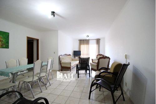 Apartamento Com 3 Dorms, Cidade Nova, São José Do Rio Preto - R$ 289.000,00, 60m² - Codigo: 3241 - V3241