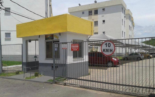 Apartamento Para Venda Em Volta Redonda, Água Limpa, 2 Dormitórios, 1 Banheiro, 1 Vaga - Ap034_1-1776201