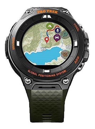 Smartwatch Para Caballero Casio Protrek Nuevo