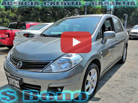 Nissan Tiida Emotion Sedan Std 2011 Garantia!