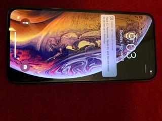iPhone Xs 256gb Dourado- Garantia Apple 24/08/2020