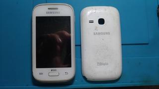 Celular Samsung Young Plus Duos S6293t Retirada De Peças