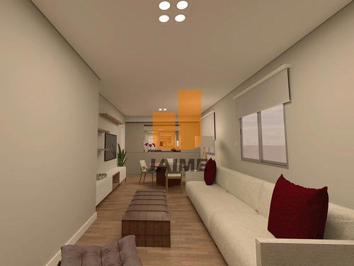 Apartamento Padrão Com 3 Dormitórios Sendo 1 Suite E 1 Vaga. - Ja16133