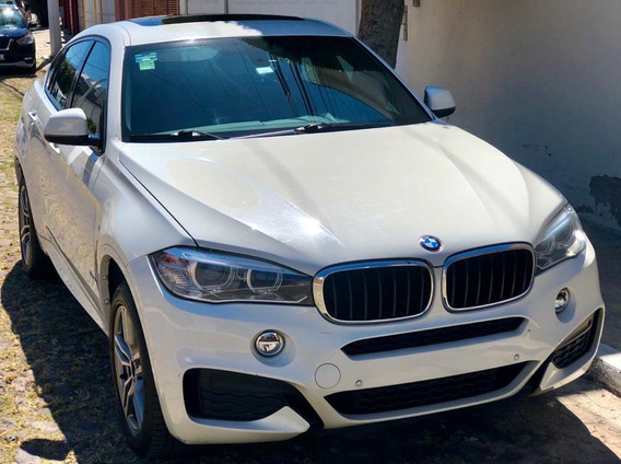 Bmw X6 3.0 X6 Xdrive35ia M Sport . At 2016