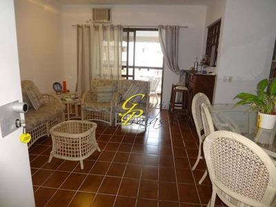 Flat Residencial Para Locação, Pitangueiras, Guarujá. - Codigo: Fl0087 - Fl0087