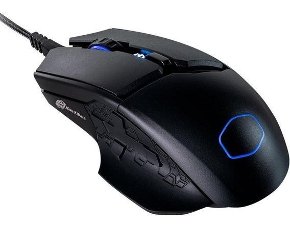 Mouse Gamer Cooler Master Mm830 Rgb 24000 Dpi - Mm-830-gkof1