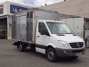 Mercedes Benz Sprinter Chassi 2.2 Cdi 311 Street Rs Longo 2p