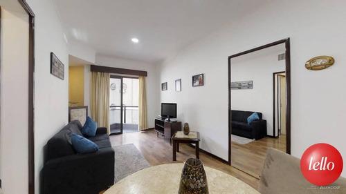 Imagem 1 de 19 de Flat/aparthotel - Ref: 201000