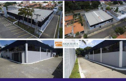 Imagem 1 de 17 de Prédio Para Alugar, 1600 M² Por R$ 32.000,00/mês - Jardim Bandeirantes - Sorocaba/sp - Pr0026