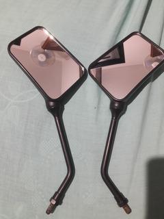 Espejos Originales Suzuki Ax100 Usado.