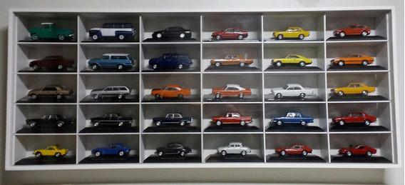 Coleção De Carros Inesquecível + Coleção Chevrolet 1/43