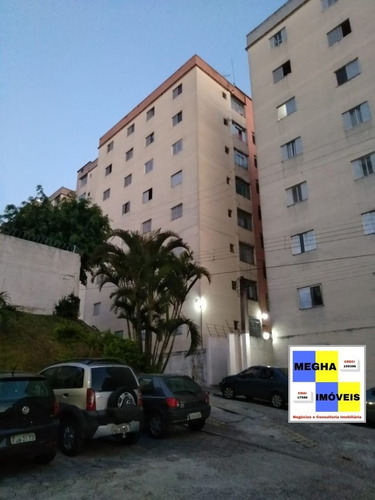 Imagem 1 de 10 de Apartamento A Venda No Bairro Vila Bremen Em Guarulhos - Sp. - 1909-1