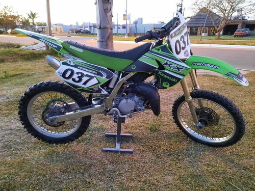 Imagen 1 de 5 de Kawasaki Kx 125
