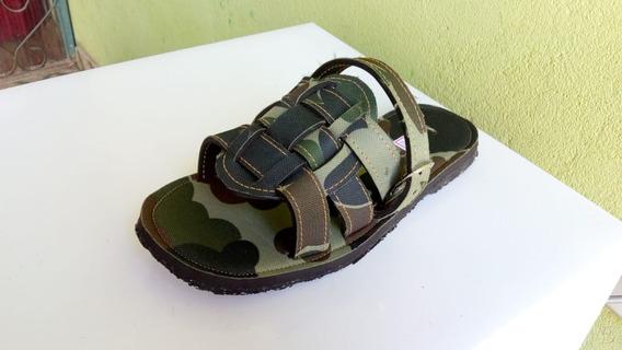 Sandálias De Coro